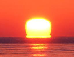 別海町四角い太陽